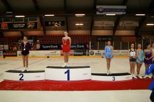 Kretsmesterskapet Debs, Lisa på 3. plass