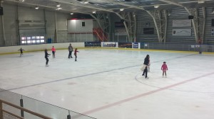 Trening på isen