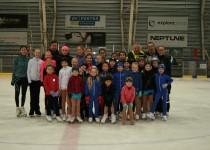 Vintercamp 2016, trenere og utøvere
